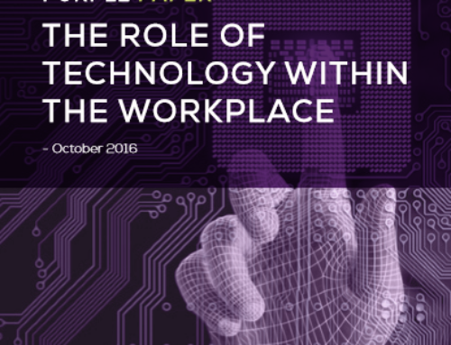 PURPLE Paper: The role of technology in the workplace