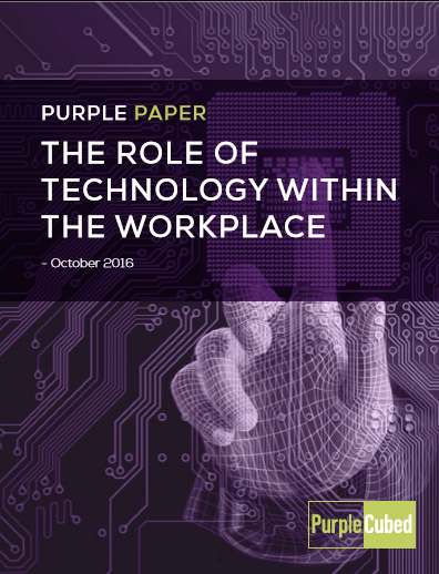 research paper on technology in the workplace Home social work & human services  the growing use of technology in social work august 6, 2018 technology has become a key component in the people-centered field of social work, but what role does it play.