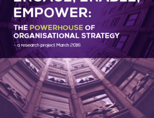 ENGAGE, ENABLE, EMPOWER: The Powerhouse of Organisational Strategy