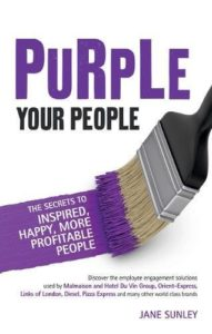 Purple Your People by Jane Sunley