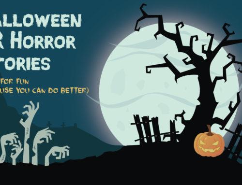 Halloween HR Horror Stories