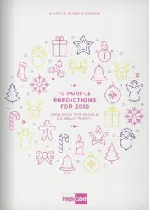 Purple Predictions for 2018