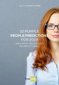 10 Purple Predictions for 2019