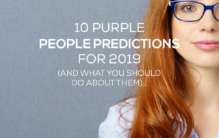 10 Purple Predictions for 2019